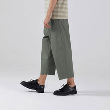 Load image into Gallery viewer, Elastic Waist Crepe Trousers