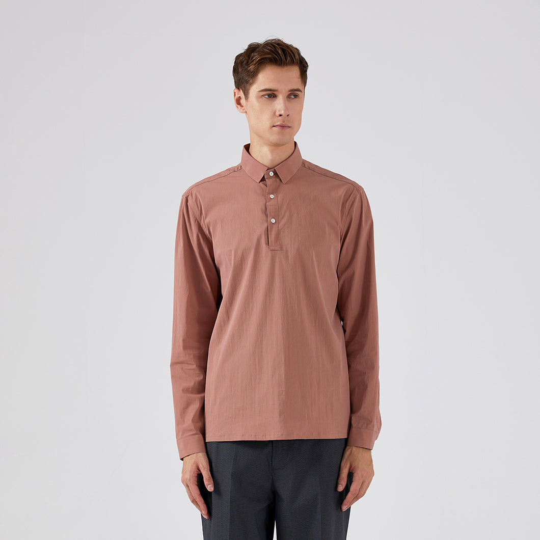 Quality Cotton Overhead Shirt