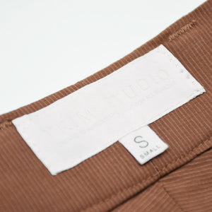 Breathable Slim-Fit Trousers