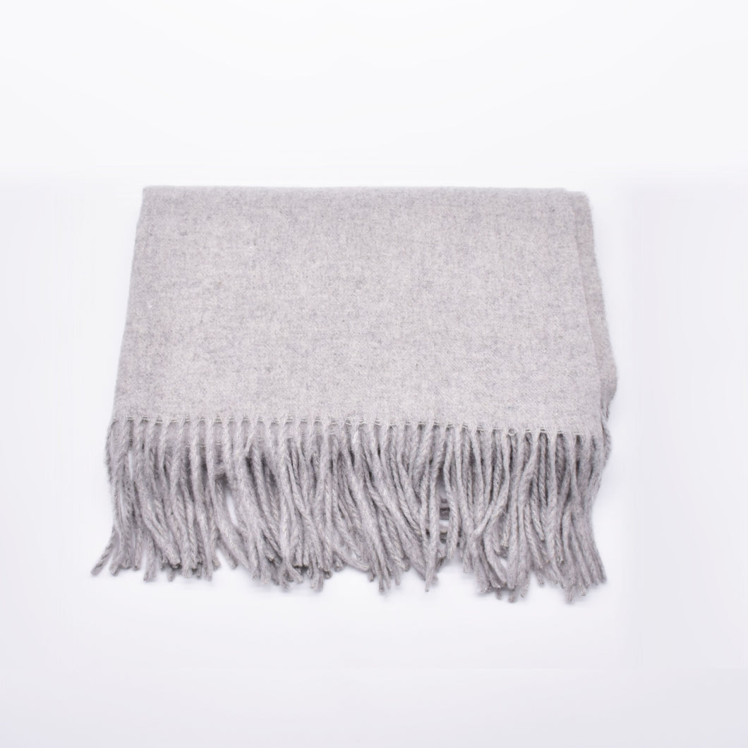 Soften Wool Mix Scarf