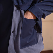將圖片載入圖庫檢視器 Polar Fleece Mixture Layering Jacket