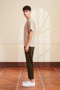 Lightweight Elastic Velcro Trousers