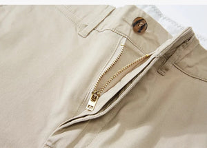 Essential Cotton Trousers