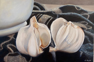 Garlic Cloves - Marguerite Abbot