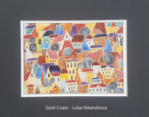 Prints - by Luba Nikandrova