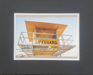 'Lifeguard' - Robert Blackhall