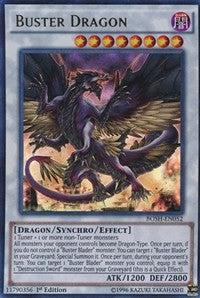 Buster Dragon [Breakers of Shadow] [BOSH-EN052] - Card Brawlers | Card Brawlers