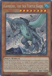 Gameciel, the Sea Turtle Kaiju [Battles of Legend: Relentless Revenge] [BLRR-EN075] - Card Brawlers | Card Brawlers