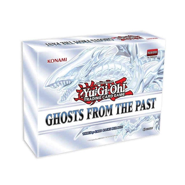 Yu-Gi-Oh! Ghosts From The Past Display (5 boxes) (PREORDER) April 16, 2021 - Card Brawlers | Quebec | Canada | Yu-Gi-Oh! | Card Brawlers