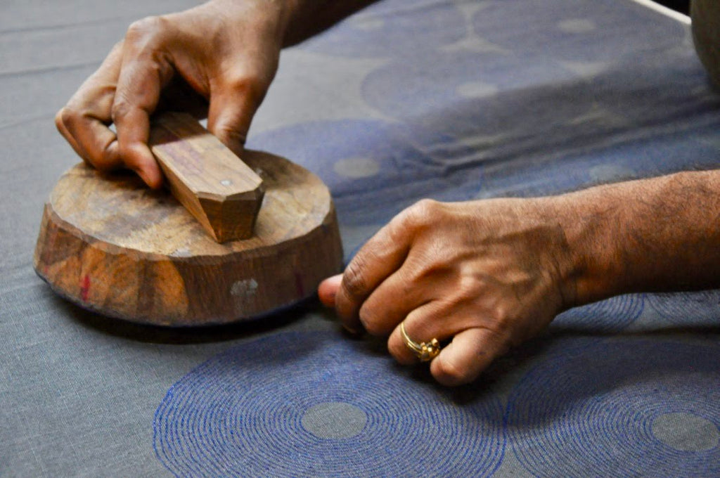 The ancient art of hand block printing and why we need to preserve this craft