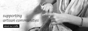 Common Texture Supporting artisan communities | hand weaving with banana fiber