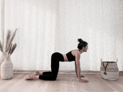 Common Texture blog | Yoga practice while working from home