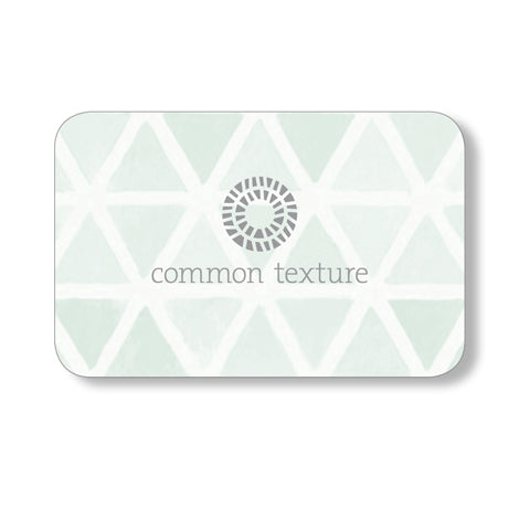 Common Texture Gift Card