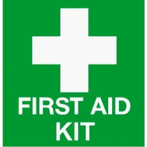EM43 Signs of safety Emergency First Aid kit