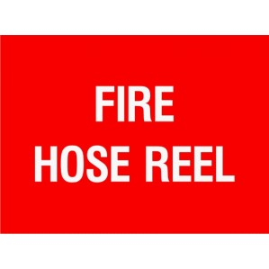 EM67 Signs of Safety Fire Hose Reel signs