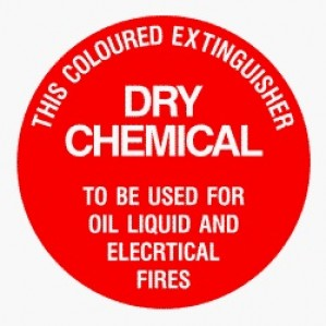 EM78 Signs of Safety Dry Chemical