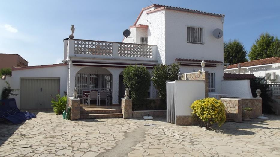 Costa Brava Villa, Empuriabrava, Spain - Black Sea Real Estate