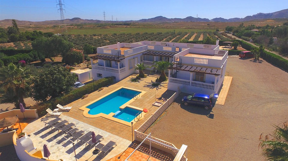 Tourist housing property for sale in the beautiful Almeria, Spain - Black Sea Real Estate
