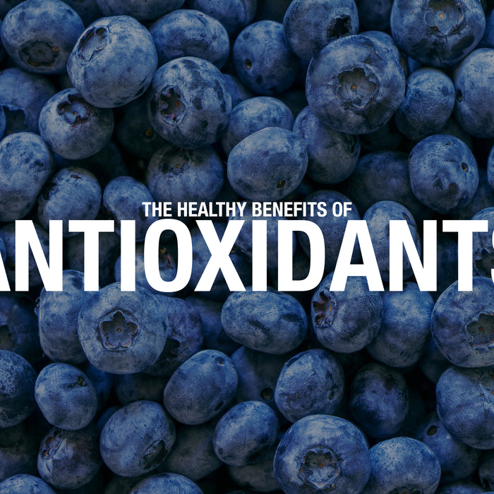 The Healthy Benefits of Antioxidants
