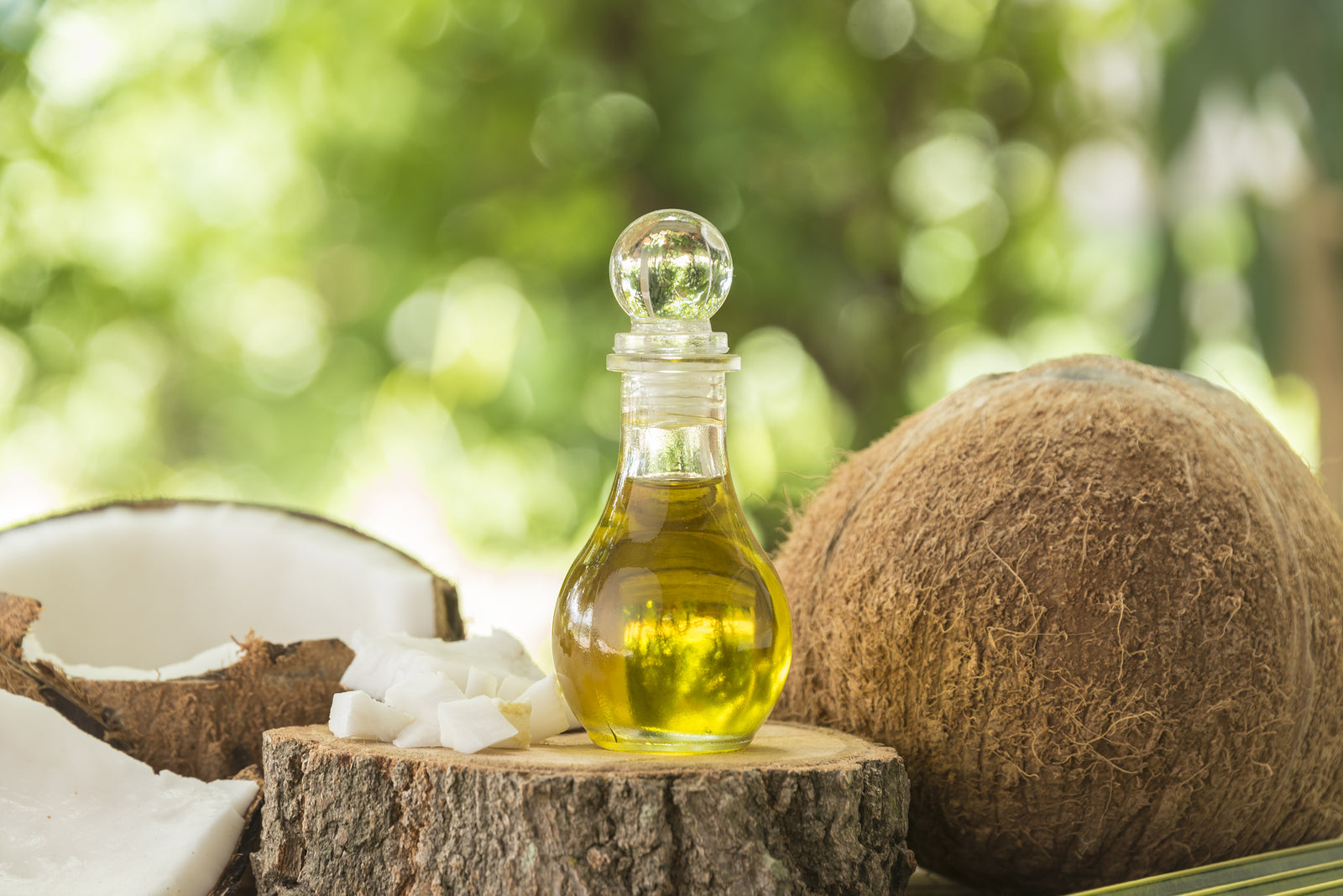 The Surprising Health and Healing Benefits of Coconut Oil