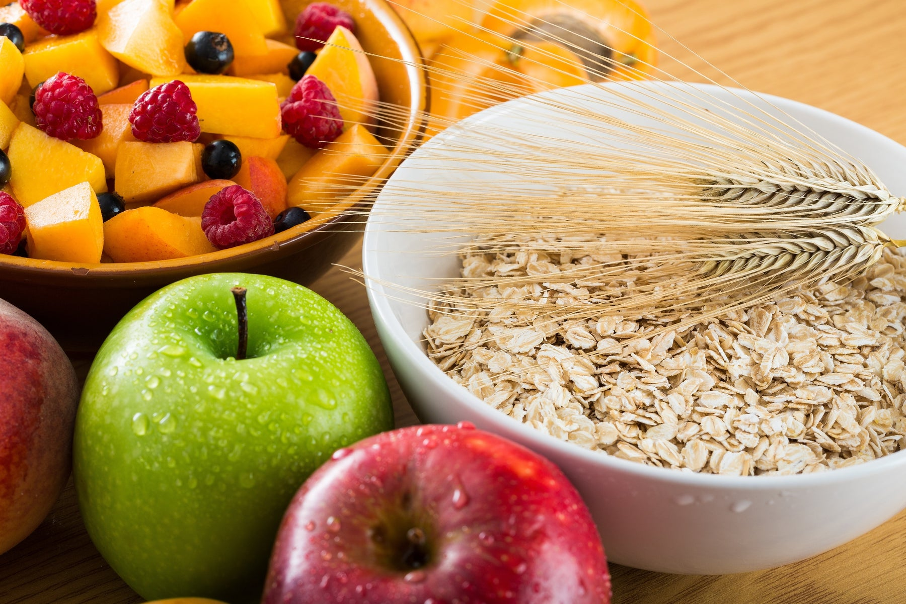 The Proven Benefits of a Fiber Rich Diet