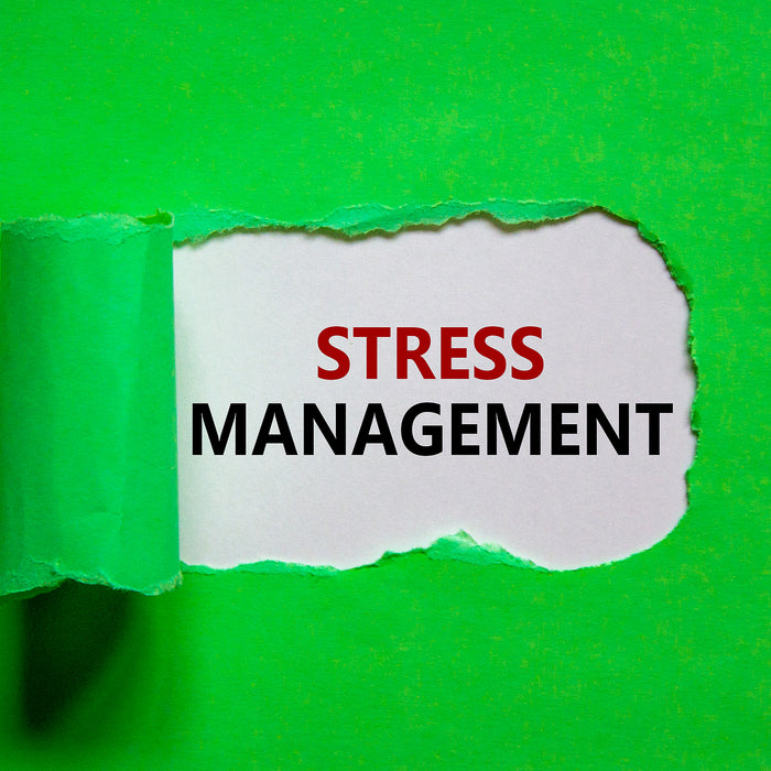 Stress Management. How can you tell if you're too stressed? Take our test!