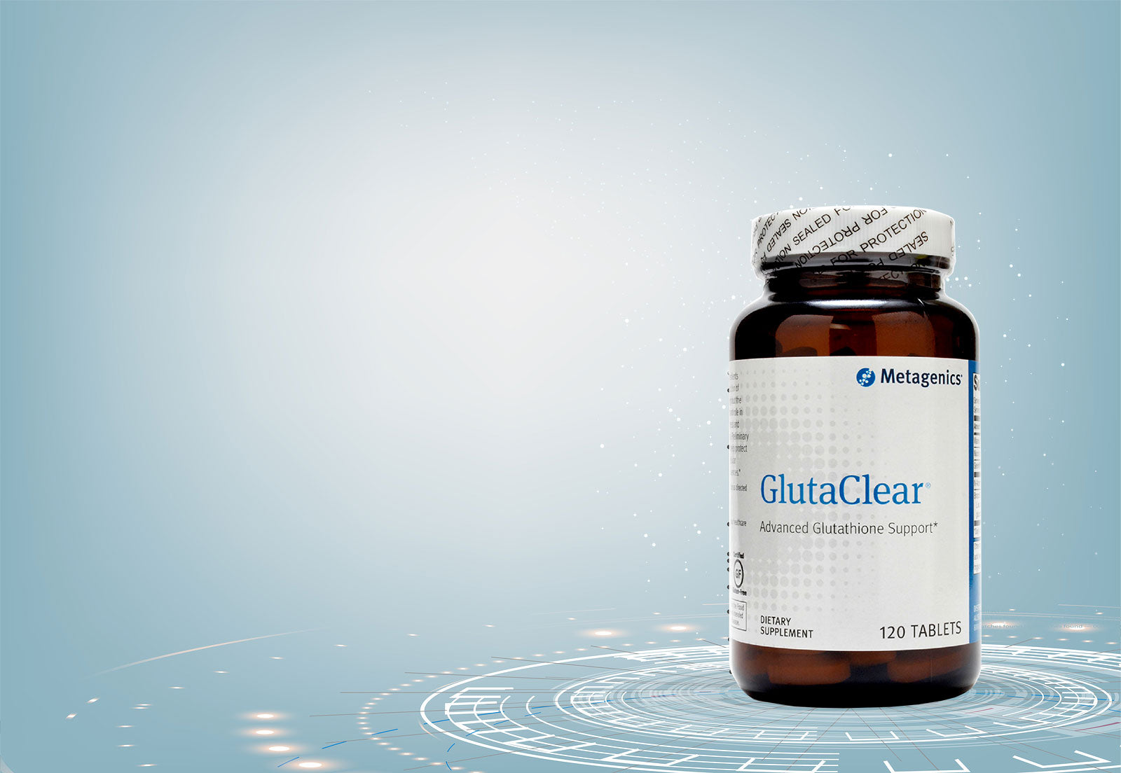 New Product: GlutaClear by Metagenics