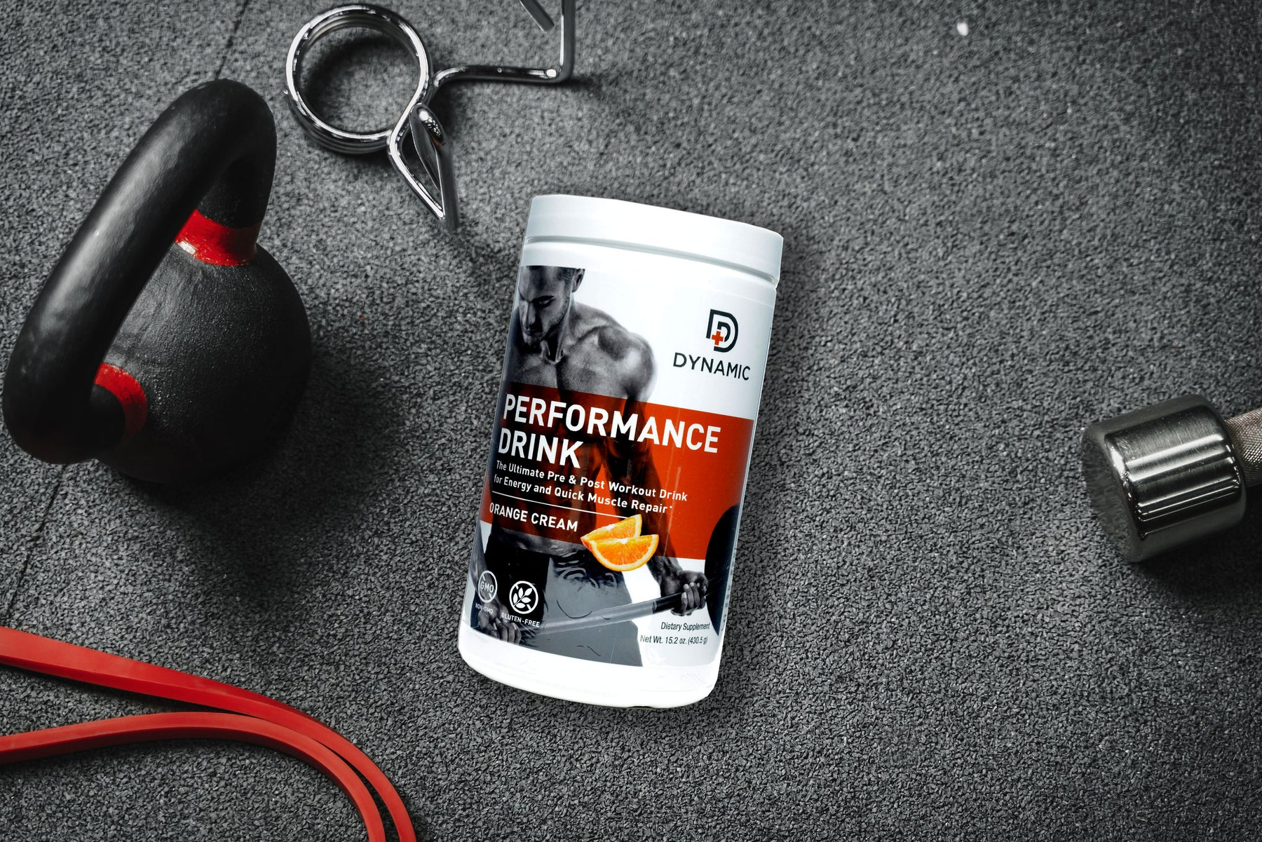 Dynamic Performance Drink (New Formula!)