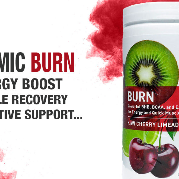Dynamic Burn: Energy & Quick Muscle Recovery Support