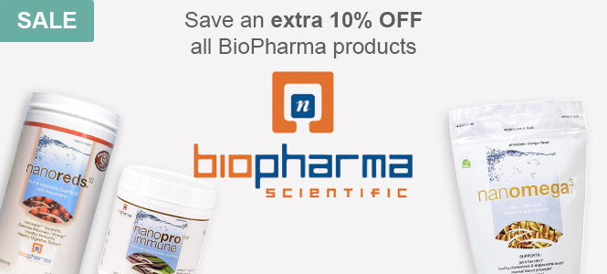 Save an extra 10% OFF all BioPharma Scientific products