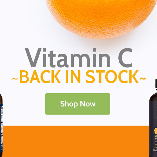Vitamin C Supplements Available - Shop Now