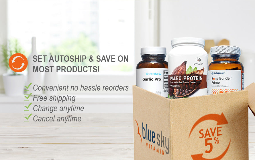 Autoship Subscription Orders