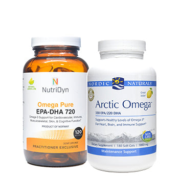 Featured Category - Fish Oil Supplements