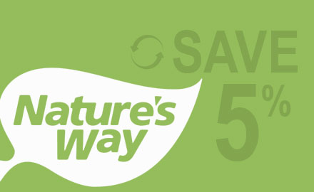 5% Off Nature's Way Auto-Ship Orders - Shop Now