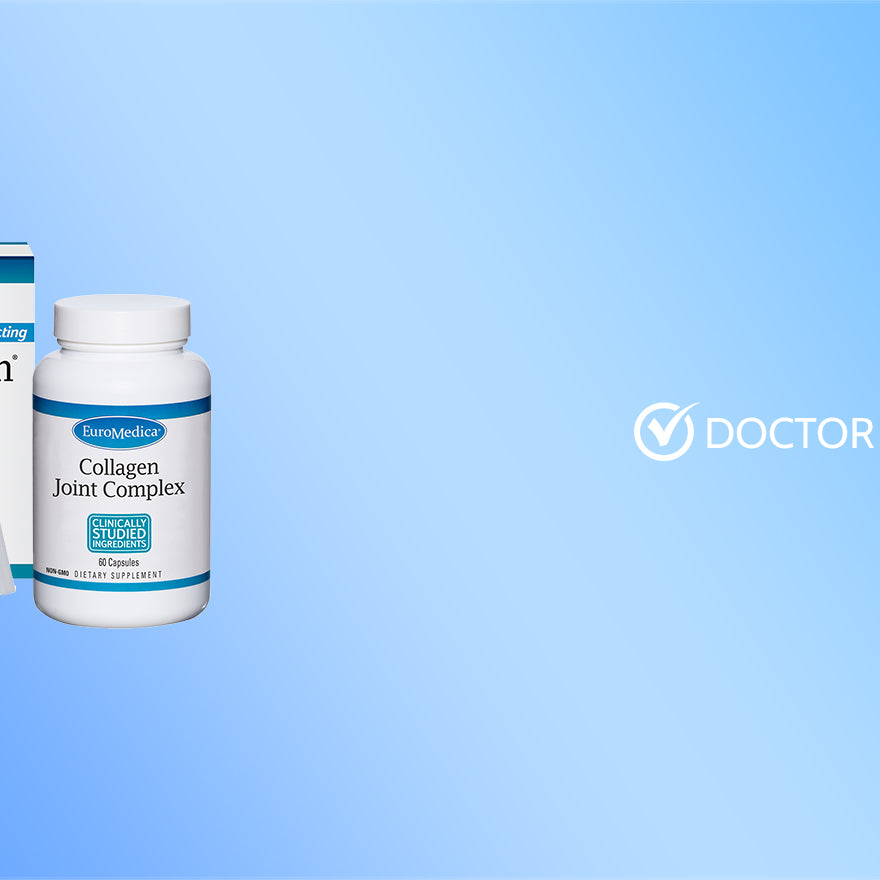 EuroMedica vitamins and supplements now available