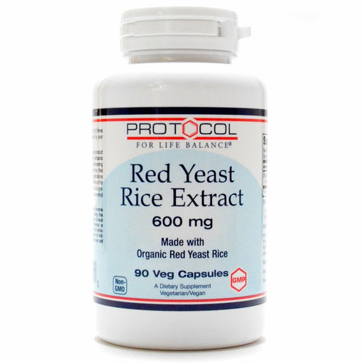 Red Yeast Rice Extract 90 vcaps