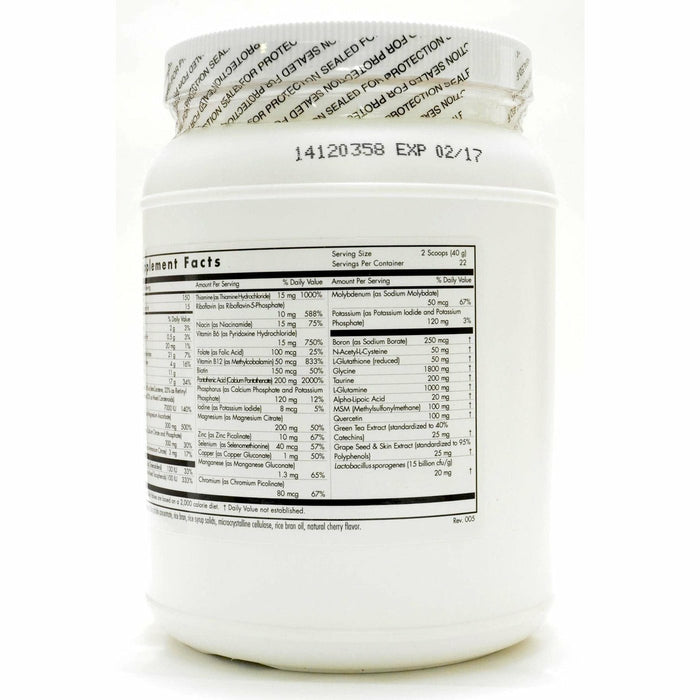 Fast & Be Clear 900 g by Allergy Research Group