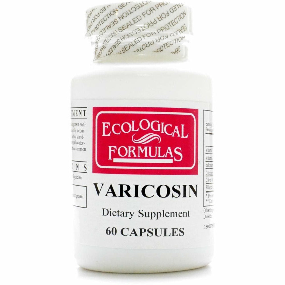 Ecological Formulas, Varicosin 60 caps