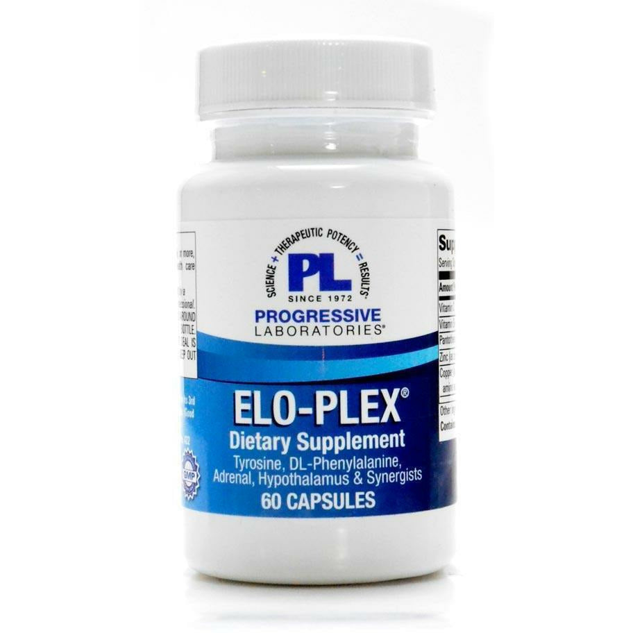 Elo-Plex 60 caps by Progressive Labs