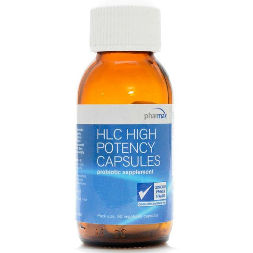 HLC High Potency Capsules 60 caps