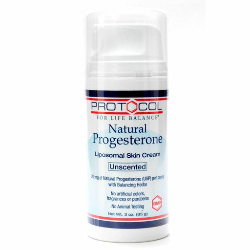 Progesterone Cream 3 oz