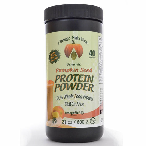 Omega Nutrition, Pumpkin Seed Protein Powder 21 oz