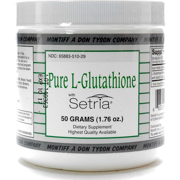 Pure Glutathione Reduced Pwd 50 gms