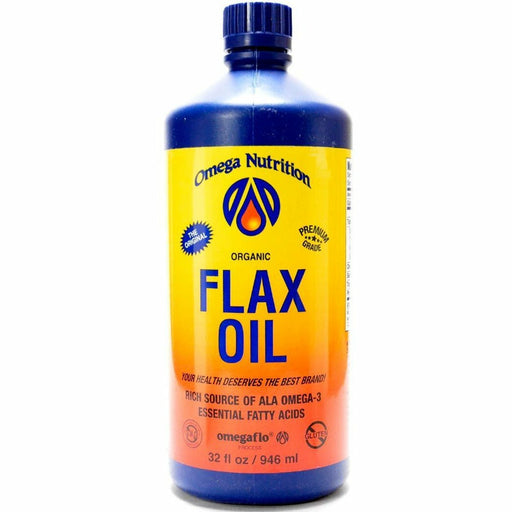 Flax Seed Oil 32 oz