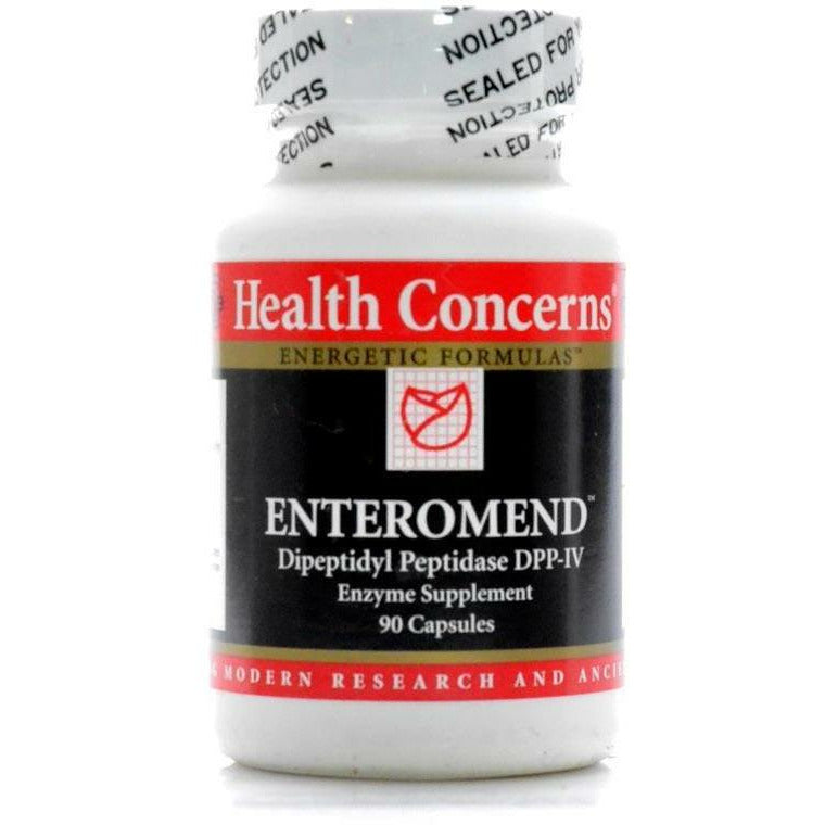 Health Concerns, Enteromend 90 caps