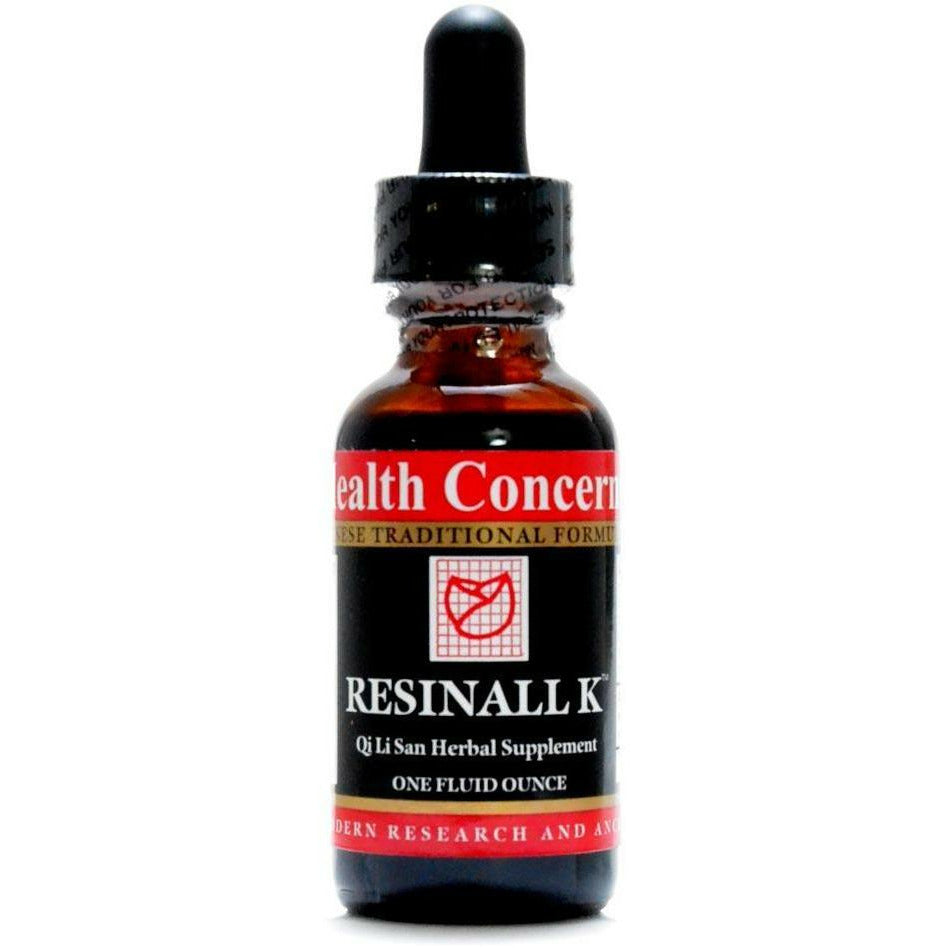 Health Concerns, Resinall K 1 oz