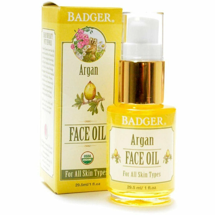 Argan Face Oil 1 fl oz by by W.S Badger Company