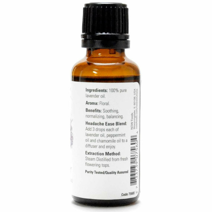 Lavender Oil 1 oz by NOW