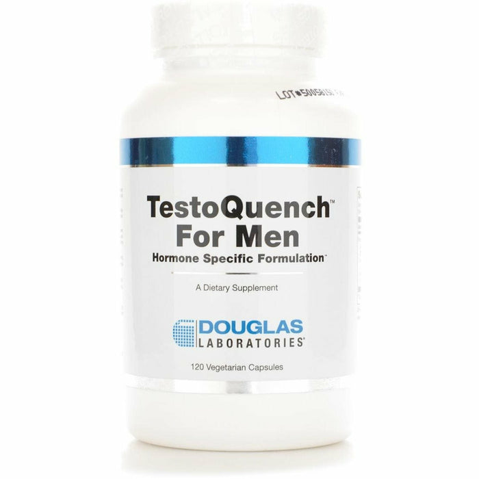 TestoQuench for Men 120 vcaps by Douglas Labs