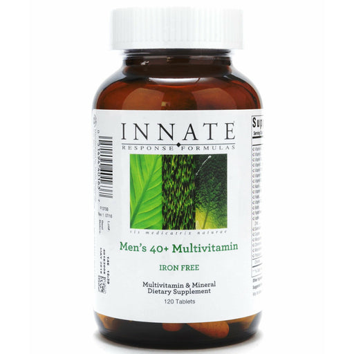Innate Response, Men's 40+ Multivitamin Iron Free 120 tabs